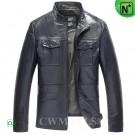 CWMALLS® Designer Leather Jacket CW806050
