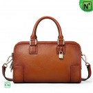 Womens Leather Barrel Bags CW255123