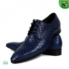 Mens Leather Dress Oxford Shoes CW762082