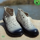 Slip on Leather Loafers Shoes Women CW305018