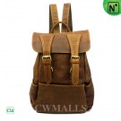 Leather Womens Backpack CW253306