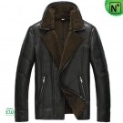Mens Shearling Winter Jacket CW865131