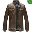 CWMALLS® Mens Leather Jackets CW806035