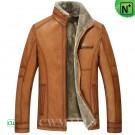CWMALLS® Mens Shearling Jackets CW857032