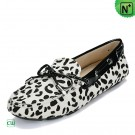 Womens Printed Moccasins Shoes CW314115