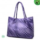 Woven Leather Totes CW255169