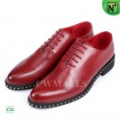 CWMALLS Red Dress Shoes for Men CW751107