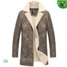CWMALLS® Retro Winter Shearling Coat CW838006