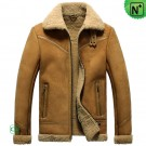 Shearling Men's Flight Jacket CW856139