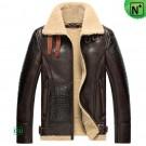 Sheepskin Flight Jacket CW856118