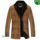 Shearling Sheepskin Jacket Coat CW852277