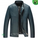 CWMALLS® Mens Slim-Fit Leather Jackets CW806046